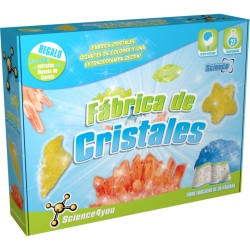 FÁBRICA DE CRISTALES