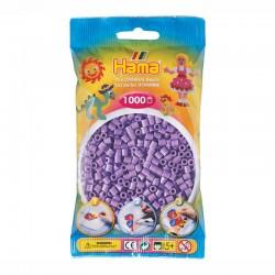 HAMA MIDI 1000 Pzas violeta pastel