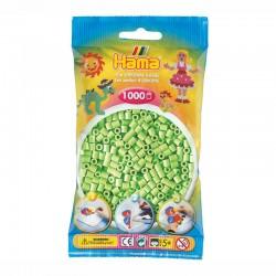 HAMA MIDI 1000 Pzas verde pastel