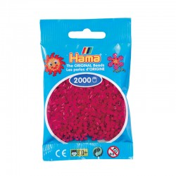 HAMA MINI 2000 ROJO GRANATE