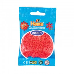 HAMA MINI 2000 CEREZA NEÓN