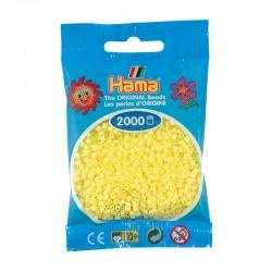 HAMA MINI 2000 AMARILLO PASTEL